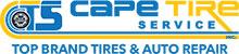 S Cape Tire logo