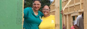 Yvette and Latoya