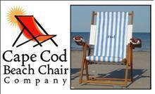 cape cod beach chair logo
