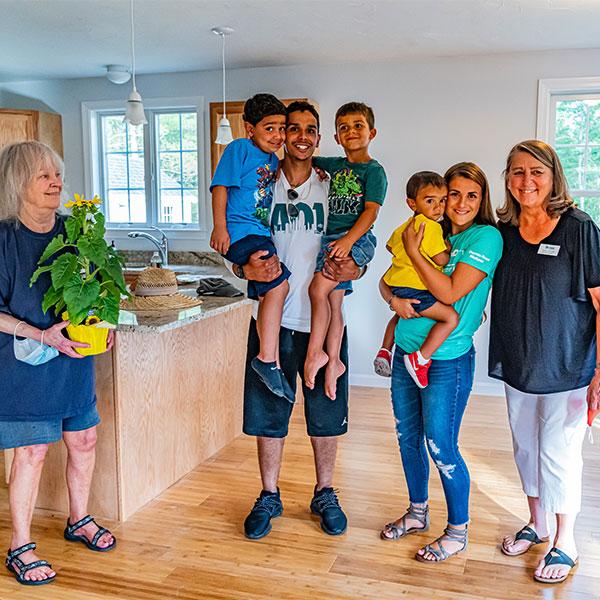 Habitat family