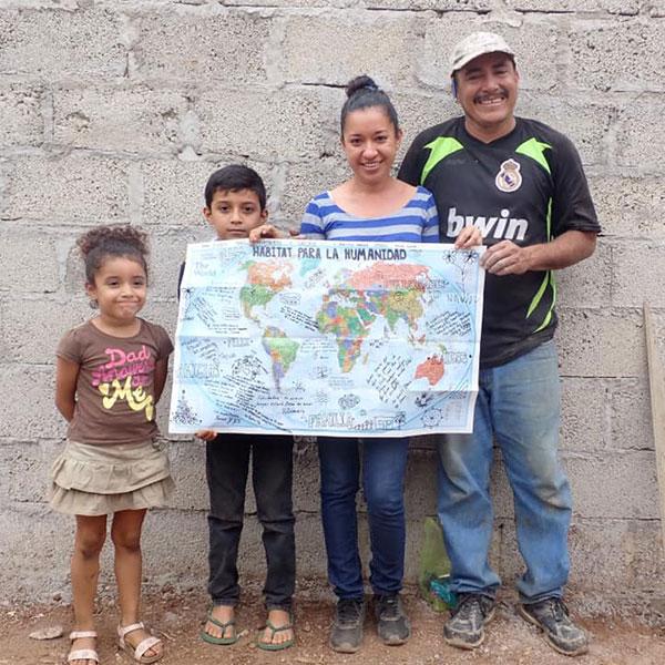 Habitat Mexico Family