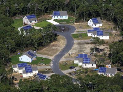 Habitat Solar Homes