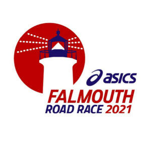 Falmouth road race logo