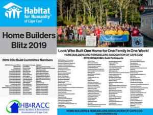2019 Home Build Blitz