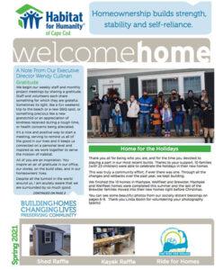 Habitat Newsletter