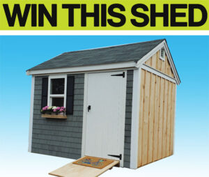 Shed Raffle Event